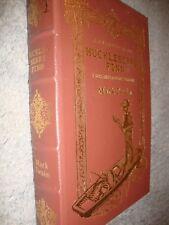 Easton Press THE ADVENTURES OF HUCKLEBERRY FINN Mark Twain Collector's Ed.    C9