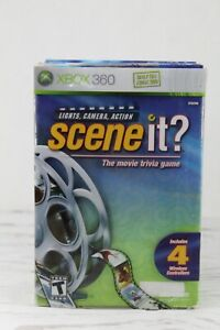 Xbox 360 Scene It Big Button Wireless Controllers ONLY- NO Game NO Receiver Unit
