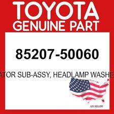 TOYOTA GENUINE 85207-50060 ACTUATOR SUB-ASSY, HEADLAMP WASHER, RH OEM