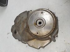 kawasaki klf110 110 mojave right engine clutch cover crank case 87 88 1987 1988