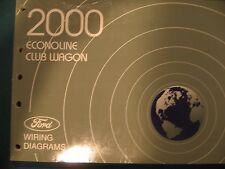 Ford 2000 Wiring Diagram for Econoline & Club Wagon