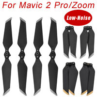 2 Pairs 8743F Low-Noise Quick-Release Propellers Blades For DJI Mavic 2 Pro/Zoom