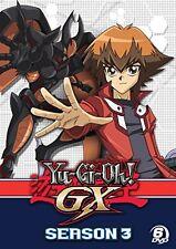 NEW Yu-Gi-oh! GX: Season 3 (DVD)