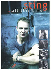 Sting - All This Time NEW DVD
