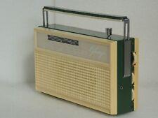 "Extremely rare vintage Russian Soviet transistor radio ""Сувенир"" Souvenir 1965"
