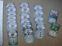 TALENTS  + CARDS   // SWORD & SORCERY # R