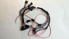 1969 camaro center console wiring harness automatic transmission gauges ss  rs