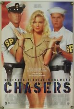 CHASERS ROLLED ORIG 1SH MOVIE POSTER TOM BERENGER CRISPIN GLOVER COMEDY (1994)
