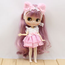 """8"""" Neo Middie Blythe Doll Joint Body Nude Doll from Factory +Gift"""
