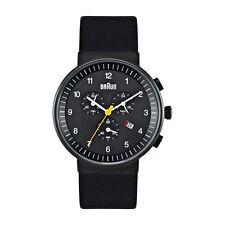 Braun BN 0035 BKBKG klassische Armbanduhr