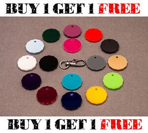 Reusable Shopping Trolley Release Key Token Coin Fob - Buy 1 Get 1 FREE