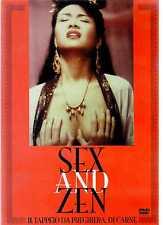 Sex and Zen DVD Il Tappeto di preghiera  di Carne