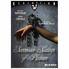 Successive Slidings of Pleasure (DVD, 2014) NEW/SEALED