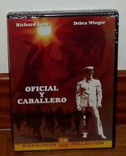 OFICIAL Y CABALLERO-AN OFFICER AND A GENTLEMAN-DVD-NUEVO-PRECINTADO-RICHARD GERE
