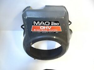 Kubota Engine Cover MAG GH 250