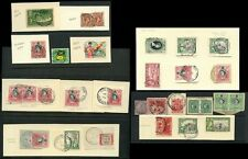 JAMAICA 1900-70...24 ITEMS POSTMARKS COLLECTION