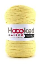 Hoooked RibbonXL 120M Cotton Yarn Knitting Crochet - Frosted Yellow