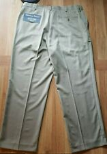 NWT Meeting Street Microfiber Comfort Waist 36x29 Dress Pants
