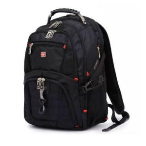 DE 38L Herren Backpack Swiss Ruigor Rucksack Laptop Notebook Koffer Taschen Bags