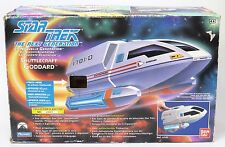 Star Trek The Next Generation - Shuttlecraft Goddard (NCC-1701-D) Vehicle