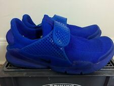 Nike Sock Dart SP Independence Day sz 10 686058-440 Royal Blue NMD Knit VGC