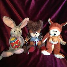 1e8866cd04d 3 Beanie Kids Skansen Jim (Bilby