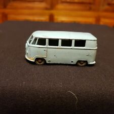 Vintage Diecast Budgie Model Volkswagen Micro Bus  #12 Toy Car