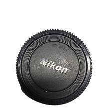 Genuine Nikon BF-1A DSLR/SLR F Mount  Camera Body Cap