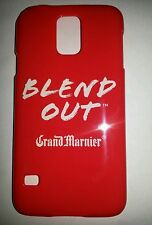 GRAND MARNIER Blend Out Samsung Galaxy S5 Hard Cell Phone Case. New Limited HTF