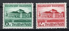 WW2 GERMAN REICH 1938 - SC# B121 - B122 MINT NEVER HINGED SET