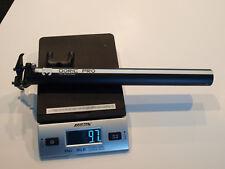 3T Doric Pro Aluminum Seatpost 31.6mm 350mm Zero Offset 275 grams