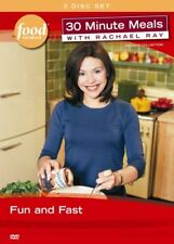 RACHAEL RAY - 30 Minute Meals:Takeout Collection 270 minutes 3 DVD SET (Food Net