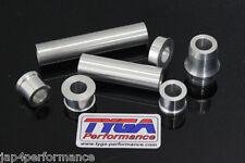 TYGA KTM RC390 aluminium kit entretoise roue argent RC125 RC200 N° paliers