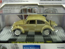 M2 Machines AUTO-THENTICS 1967 VW VOLKSWAGEN BEETLE DELUXE USA MODEL MINT IN BOX