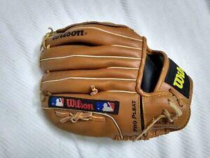 Wilson A2275 AS2 Barry Bonds Leather Baseball Glove Mitt RHT Advisory Staff 10.5
