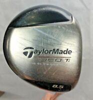 Taylormade 360 Ti 8.5 Driver Bubble UltraLite S-90 Graphite Shaft Stiff Flex