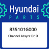 835101G000 Hyundai Channel assyrr dr d 835101G000, New Genuine OEM Part