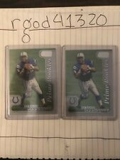 1998 Topps Stadium Club Peyton Manning Prime Rookies RC Lot Mint HOF Colts