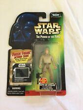 Star Wars POTF  Freeze Frame, Bespin Luke Skywalker Action Figure NIP
