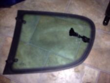 PEUGEOT  206 GTi 2002 MODEL REAR DRIVERS SIDE WINDOW