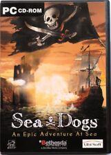 Gioco Pc Sea Dogs - Bethesda Usato