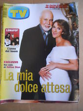 TV Sorrisi e Canzoni n°2 2001 I Lunapop Celine Dion Milly Carlucci  [D52]