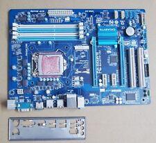 GA-Z77P-D3 REV 1.1 intel Z77 Motherboard w/ IO BP LGA1155 s1155 PCIE3.0 6.0G/S