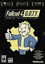 Fallout 4 (GOTY) Steam CD Key