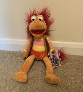 Jim Hensons Muppets Fraggle Rock Gobo Plush Doll Manhattan Toys With Tag