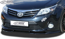 RDX Frontspoiler VARIO-X für TOYOTA Avensis T27 ab 2009