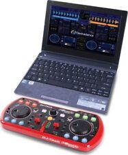 Dj Tech POKETDJDUO Portable & Compact Usb Dj Controller W/integrated Soundcard &