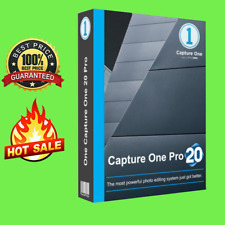 Capture One Pro 20.Professional Software.
