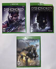 Xbox One Game Bundle (Dishonored, Dishonored Death Of The Outsider, Titanfall 2)