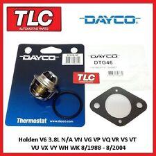 Dayco Thermostat Commodore VN VG VP VQ VR VS VT VU VX VY WH WK V6 3.8L 8/88-8/04